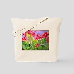 Cactus, southwest art, Tote Bag