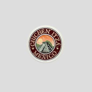 Chichen Itza, Mexico Mini Button