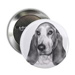 Bassett Hound Button