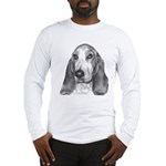 Bassett Hound Long Sleeve T-Shirt