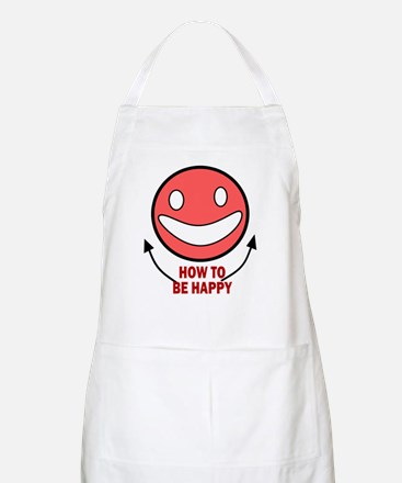 How to be Happy Apron