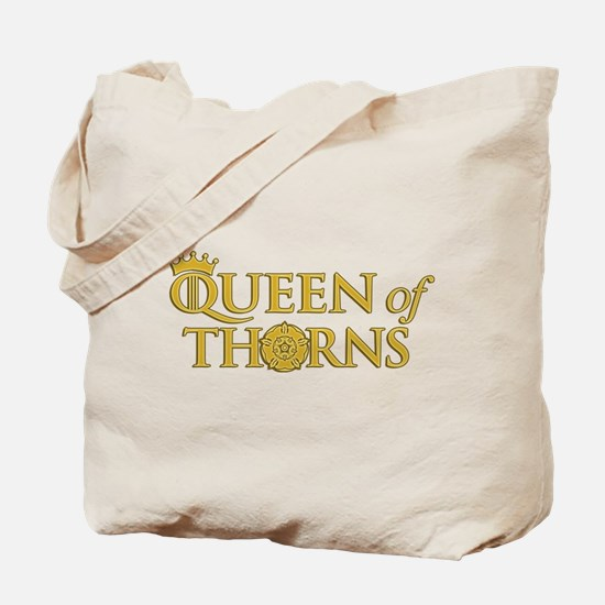 GOT Queen Of Thorns Tote Bag