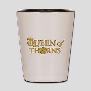 GOT Queen Of Thorns Shot Glass