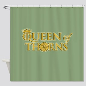 GOT Queen Of Thorns Shower Curtain