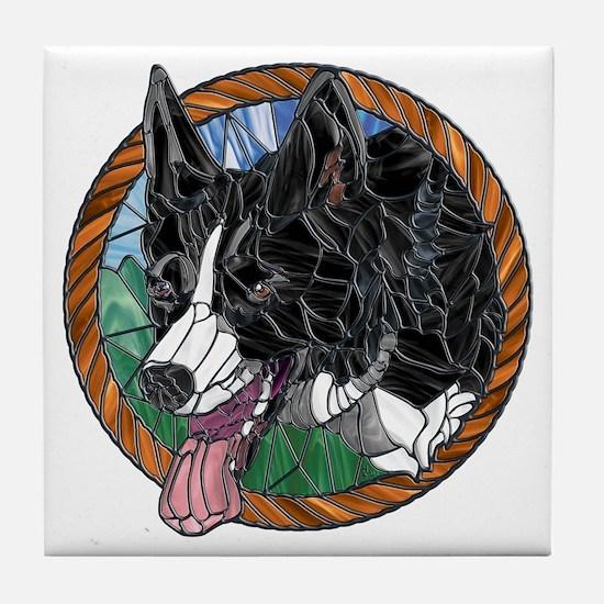 Fawn's Tile Coaster