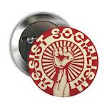 "RESIST SOCIALISM 2.25"" Button (100 pack)"