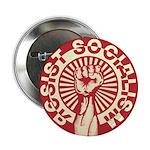 """RESIST SOCIALISM 2.25"""" Button"""