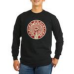RESIST SOCIALISM Long Sleeve Dark T-Shirt