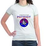 American - American Patriot Jr. Ringer T-Shirt