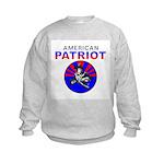 American - American Patriot Kids Sweatshirt