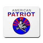 American - American Patriot Mousepad
