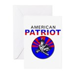 American - American Patriot Greeting Cards (Packag
