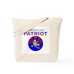 American - American Patriot Tote Bag