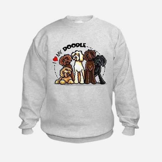 Love Labradoodles Jumper Sweater