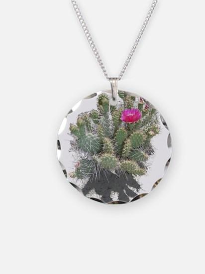 Nevada cactus Necklace