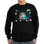 Spaceship Abby Sweatshirt (dark)