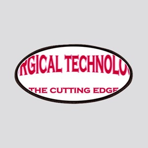 Surgical Technology - pink/re Patches