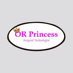 OR Princess ST Patches