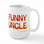Funny Uncle Large Mug