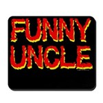 Funny Uncle Mousepad