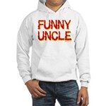 Funny Uncle Hooded Sweatshirt