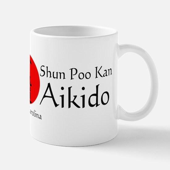 SPK Aikido Mug