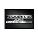World Building University Magnets