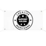 Legal Marijuana Support HR2306 Banner