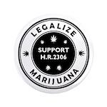 Legal Marijuana Support HR2306 3.5