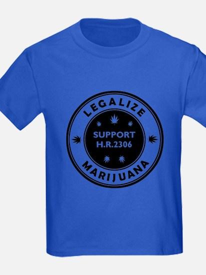 Legal Marijuana Support HR2306 T
