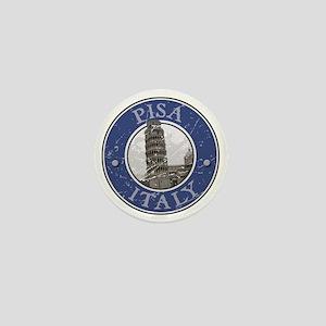 Pisa, Italy Mini Button