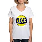 N.F.C.C Women's V-Neck T-Shirt