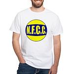 N.F.C.C White T-Shirt