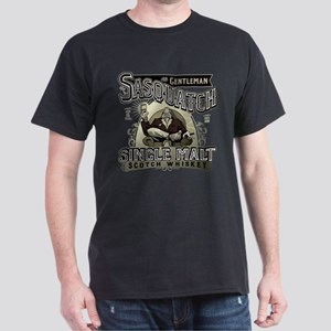 Gentleman Sasquatch Single Malt Scotch T-Shirt