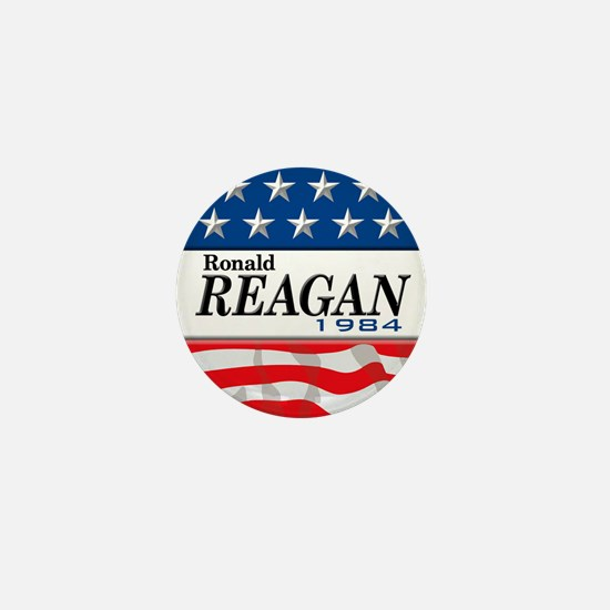 VoteWear! Reagan Mini Button