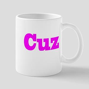 Pink Cuz Mug