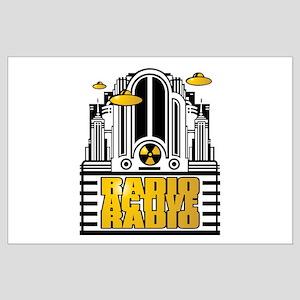 RADIOACTIVERADIO Large Poster