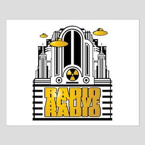 RADIOACTIVERADIO Small Poster