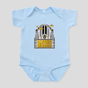 RADIOACTIVERADIO Infant Bodysuit