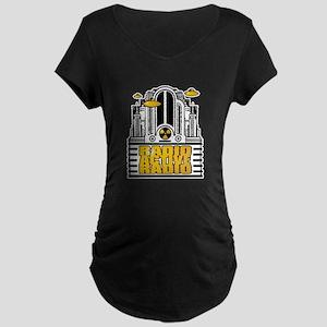RADIOACTIVERADIO Maternity Dark T-Shirt