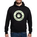 Legalize Marijuana Hoodie (dark)
