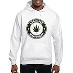 Legalize Marijuana Hooded Sweatshirt