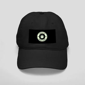 Legalize Marijuana Black Cap