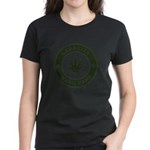 Legalize Marijuana Women's Dark T-Shirt