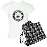 Legalize Marijuana Women's Light Pajamas