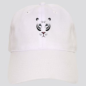 White Tiger Cap