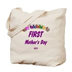 Mommy's First Tote Bag