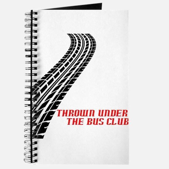 Thrown Under the Bus Club Journal