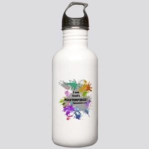God's Masterpiece Stainless Water Bottle 1.0L