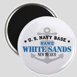 US Navy White Sands Base Magnet